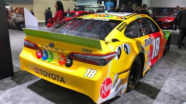 NASCAR -LA Motor Show