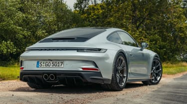 Porsche 911 GT3 Touring Package - rear static