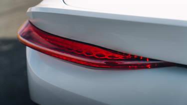 Bentley Bacalar - brake light