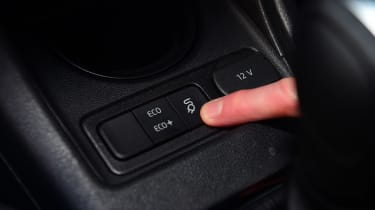 SEAT Mii electric - long termer first report interior controls