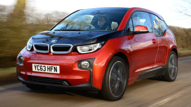 Best cars for under £15,000 - BMW i3