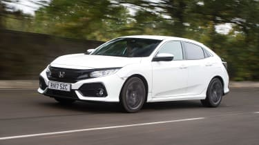 Honda Civic - front action