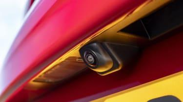 New Hyundai Kona Hybrid 2021 review - camera