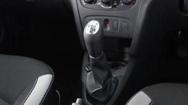 Dacia Sandero Stepway - transmission