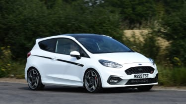 Ford Fiesta ST M225 - front action