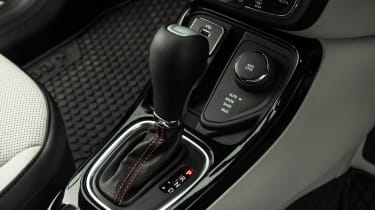 Jeep Compass - gear lever