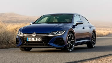 Volkswagen Arteon R - front