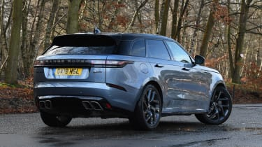 Range Rover Velar SVAutobiography Dynamic - rear static