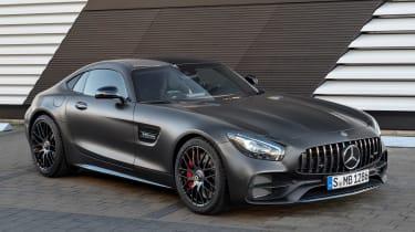 Mercedes-AMG GT C Edition 50 - front quarter