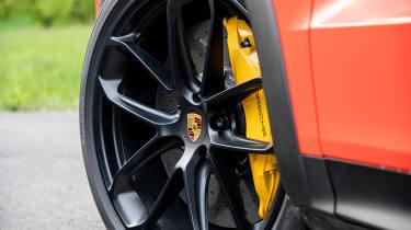 Porsche Cayenne Turbo Coupe - wheel