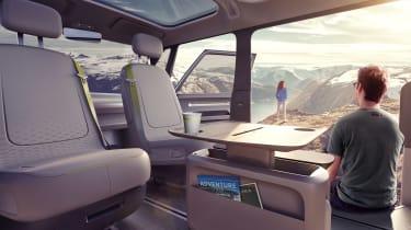 Volkswagen I.D. Buzz - interior