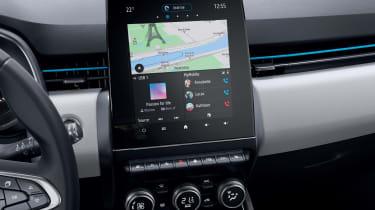 Renault Clio E-Tech - infotainment