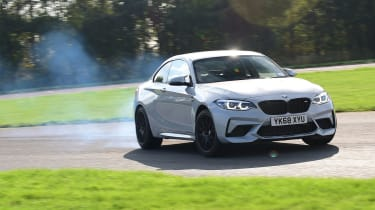 bmw m2 competition drift
