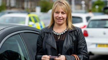 Drink-driving feature - Christine Campbell