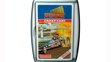 Top Trumps Retro Collection
