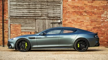Aston Martin Rapide AMR - side static