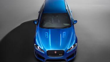 Jaguar XFR-S Sportbrake top