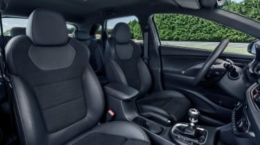 Hyundai i30 N seats