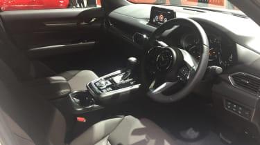 Mazda CX-8 - Tokyo interior