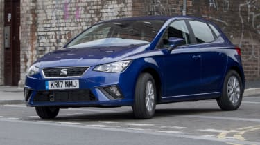 Best first cars for new drivers - SEAT Ibiza