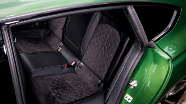Audi RS 5 Sportback rear seat side