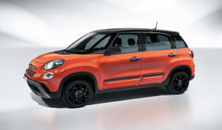 Fiat 500L City Cross 1