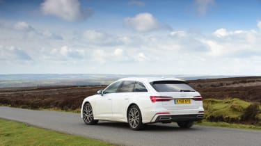 Audi A6 Avant long termer - final report rear