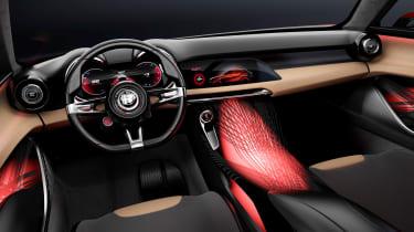 Alfa Romeo Tonale - dash