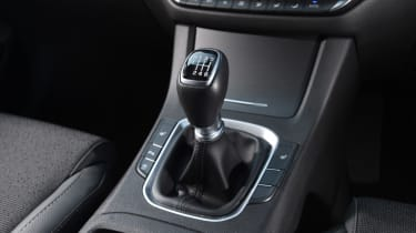 Hyundai i30 Tourer - transmission