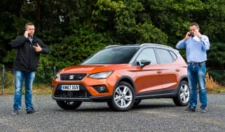 SEAT Arona FR - front