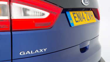 Used Ford Galaxy - rear badge detail