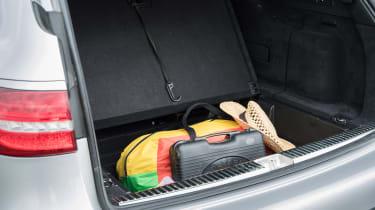 Mercedes E-Class Estate long term - second report boot