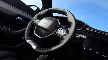 Peugeot 508 SW estate wheel