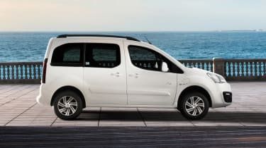 Citroen E-Berlingo Multispace - side