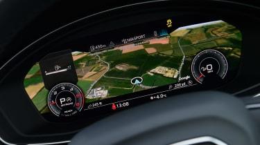 Audi Q5 40 TDI - dials