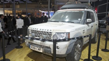 Millionth Land Rover Discovery
