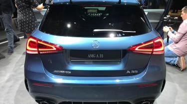 Mercedes-AMG - Paris - Rear