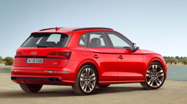 Audi SQ5 2017 - rear quarter