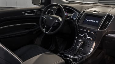 Ford Edge Vignale - studio interior