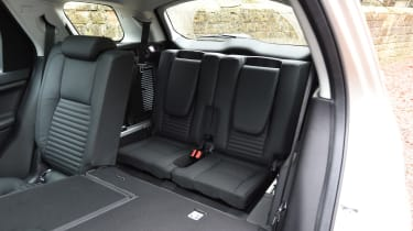 Land Rover Discovery Sport MY2107 - rearmost seats