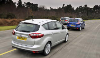 Ford C-MAX vs Rivals