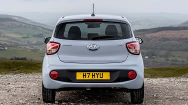 Hyundai i10 Play - full rear