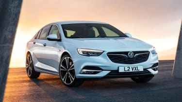New Vauxhall Insignia Grand Sport - front static