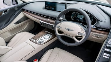 Genesis G80 - interior