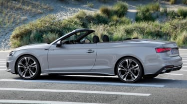 2019 Audi A5 Cabriolet - rear 3/4 static