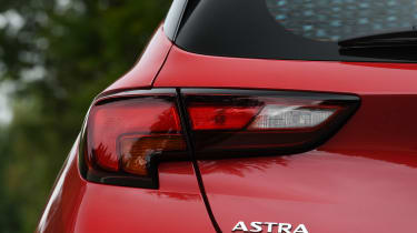 Vauxhall Astra - brake light