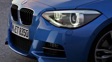 BMW M135i Three-door Nose