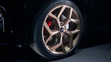 Fan-designed Ford Puma ST Gold Edition - wheel