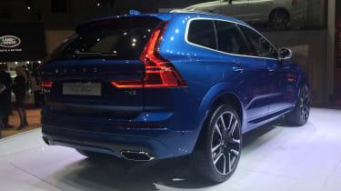Volvo XC60 Geneva show - rear static