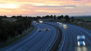 Speed limit to be cut to 60mph on M1